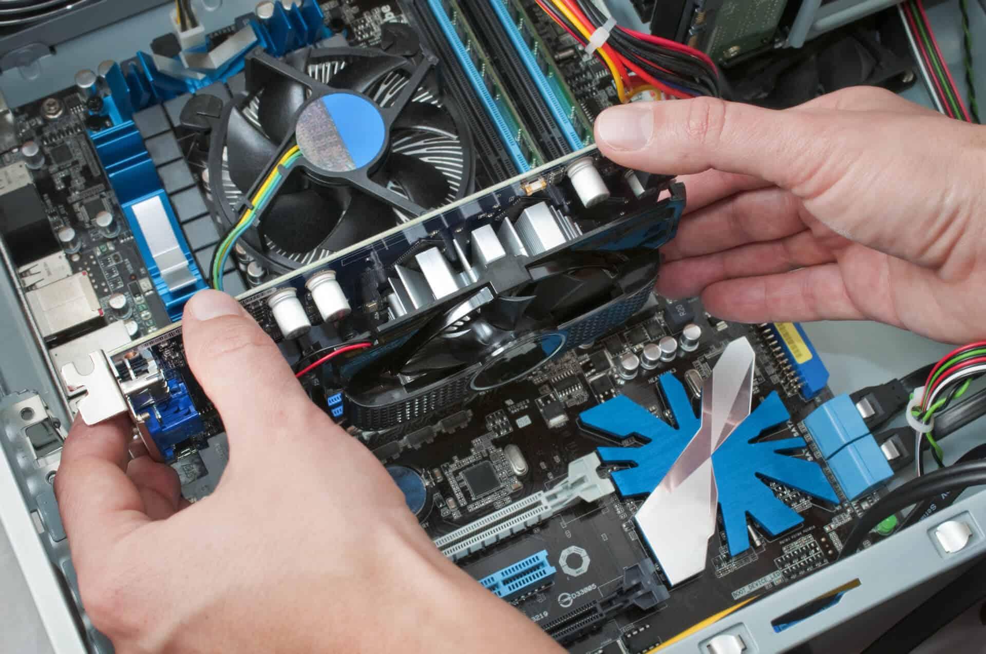 computer upgraden